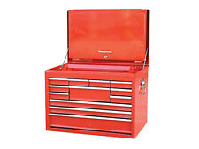 Faithfull Toolbox, Top Chest Cabinet 12 Drawer