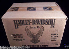 HARLEY-DAVIDSON COLLECTOR'S CARDS SERIES 3 FACTORY SET CASE