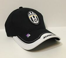 JUVENTUS FC Soccer Hat Cap Adjustable FMF Authentic Merchandise NEW