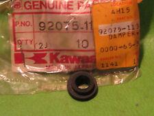 KAWASAKI KZ1100 KZ1000-R ZX750 KZ440 KZ400 PILOT LAMP DAMPER 8MM OEM #92075-1138