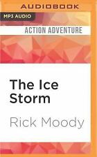 The Ice Storm by Rick Moody (2016, MP3 CD, Unabridged)