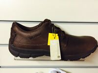 MEN'S VITOR CATERPILLAR OXFORD PUDDING BROWN SHOES / TRAINERS