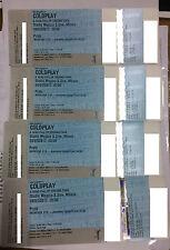 Coldplay Milano San Siro, 4 Luglio 2017 - Biglietto PRATO