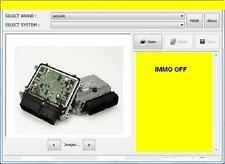 IMMO Universal Decoding 3.2 IMMO OFF VIRGINIZE ECU