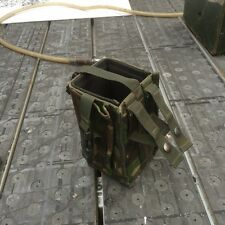 CLANSMAN RACAL PLESSEY MILITARY RADIO POUCH ATTACH TO BELT, YOLK OR HARNESS