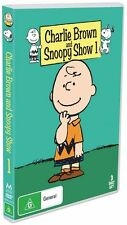 Charlie Brown And Snoopy : Collection 1 (DVD, 2009, 3-Disc Set)-REGION 4