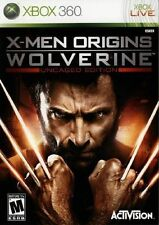 X-Men Origins: Wolverine -- Uncaged Edition (Xbox 360, 2009) GAME DISC ONLY