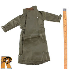 German Motorcycle Rider - Trench Coat - 1/6 Scale - Toys City Action Figures