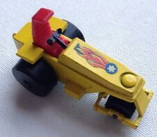 Vintage Matchbox Superfast Number 21 Rod Roller Yellow