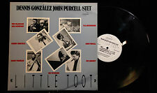 Dennis Gonzalez/John Purcell 8Tet-Little Toot-Daagnim 13-EIGHTIES JAZZ