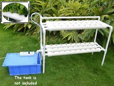 Hydroponic Site Grow Kit 54 Ebb and Flow Deep Water Culture with 54 Nest Basket
