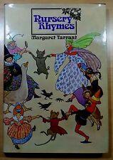 Nursery Rhymes by Margaret Tarrant 1978 HC DJ