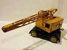 Dinky Super Toys Coles Mobile Crane Construction w/ Oper Mecanno
