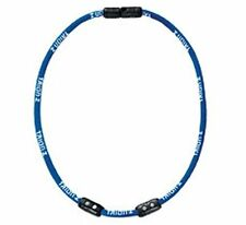 Trion Z Magnetic Ionic Necklace Blue Size Large  NEW!!