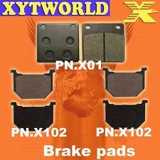 Front Rear Brake Pads Suzuki GS1000 GS 1000 GT/GX 81-82