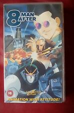 8 MAN AFTER - ANIME VHS PAL VOL1 CITY IN FEAR
