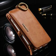 FLOVEME Retro Wallet Flip Leather Phone Case for iPhone 7 7+ 6 6+ Samsung Huawei