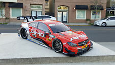 200mm C63 Custom Paint HPI Sprint2 TT01 Lipo HPI Body 1/10 Drift Nitro MST