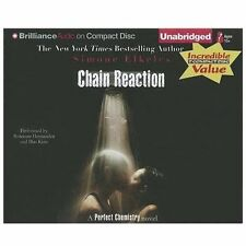 Chain Reaction 3 by Simone Elkeles (2012, CD, Unabridged)