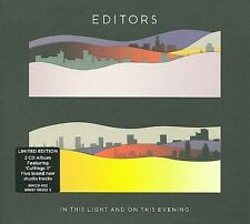 EDITORS - In This Light and on This Evening [Digipak] (2 CD SET, Oct-2009)