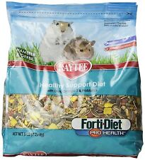 Kaytee Forti Diet Pro Health Food for Hamster/Gerbil 5-Pound