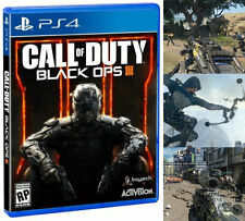 Call of duty black ops 3 cod BO3 Playstation 4 PS4 brand new & sealed