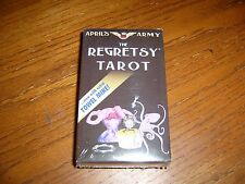 The Regretsy Tarot Deck, still sealed