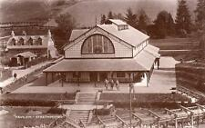 Pavilion Strathpeffer RP old pc used 1924 Caledonia Series