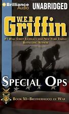 Brotherhood of War: Special Ops 9 by W. E. B. Griffin (2014, MP3 CD, Unabridged)