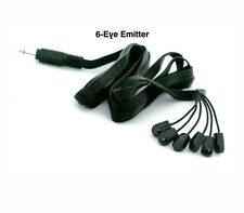 NEXTGEN 6 Eye Emitter IR Infrared Cable Cord Tether Next Generation Remote Cable