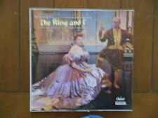 Rogers and Hammerstein / The King And I / Capitol Label / Soundtrack / 1956