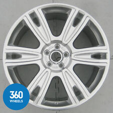 "GENUINE BENTLEY 21"" 6 TWIN SPOKE ALLOY WHEEL CONTINENTAL GT GTC SPUR 3W0601025CE"
