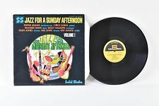 Jazz For A Sunday Afternoon Volume 1 – Vinyl LP Gatefold Stereo – SS 18027