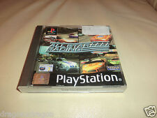 All Star Racing (PlayStation One) inkl. Anleitung, PAL