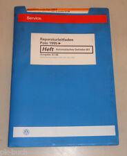 Werkstatthandbuch VW Polo 6N Automatisches Getriebe 001 Stand 07/1998