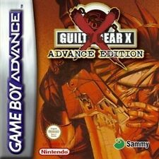 GameBoy Advance Spiel - Guilty Gear X Advance Edition (Modul)