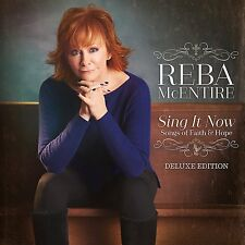 REBA McENTIRE : SING IT NOW - SONGS OF FAITH (CD) -  New Sealed