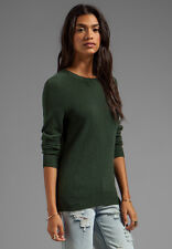 EQUIPMENT SLOANE CREW NECK SWEATER SMALL