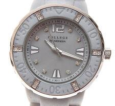 Mondia College 932 orologio donna ref.9-023-06 con strass new  I053
