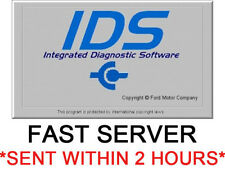 FAST DOWNLOAD - Ford IDS Dealer Software 101.04 + C81 Calibration Win 7 VMware