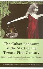 The Cuban Economy at the Start of the Twenty-First Century (Series on Latin Amer