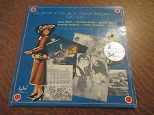 album 2 33 tours les grands succes de la chanson francaise volume 2 1940-1950