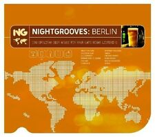 NIGHTGROOVES-BERLIN CD (THE AURAL, PINK HOUSE, INDEX, ...) NEU