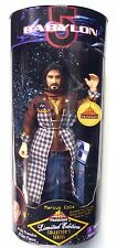 """Babylon 5 Marcus Cole 9"""" Action Figure Limited Edition 1997 Collector's Series"""
