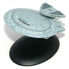 Eaglemoss Diecast Star Trek ST0023 Nebula Class CRUISER & MAGAZINE #23