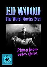 ED WOOD/BELA LUGOSI/LYLE TALBOT/+ - PLAN 9 FROM OUTER SPACE  DVD NEU