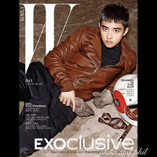EXOCLUSIVE EXO D.O. Cover: W Korea Magazine July 2016