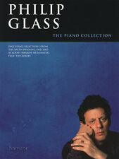 Philip Glass The Piano Collection Sheet Music Book