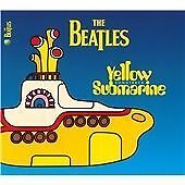 The Beatles - Yellow Submarine Songtrack (Original Soundtrack CD) NEW AND SEALED
