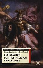 British History in Perspective: Restoration Politics, Religion and Culture :...
